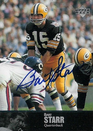 Celebrate the Packers Legend with the Top 10 Bart Starr Cards 8