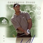 2001 SP Authentic Golf Cards