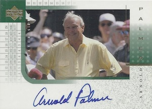 Top Arnold Palmer Golf Cards 8