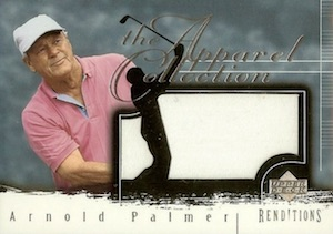 Top Arnold Palmer Golf Cards 10
