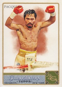 Top 10 Manny Pacquiao Boxing Cards 4