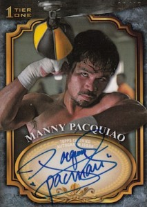 Top 10 Manny Pacquiao Boxing Cards 8