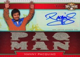 Top 10 Manny Pacquiao Boxing Cards 9