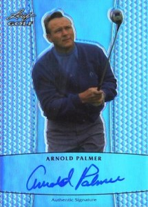 Top Arnold Palmer Golf Cards 11