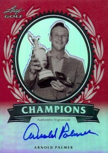 Top Arnold Palmer Golf Cards 12