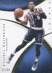 2014-15 Panini Immaculate Collection Basketball Cards 22