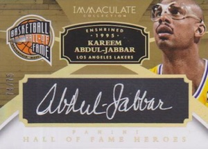 2014-15 Panini Immaculate Collection Basketball Cards 27