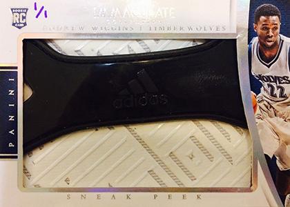 2014-15 Panini Immaculate Basketball Sneak Peek Gallery and Price Tracker 6