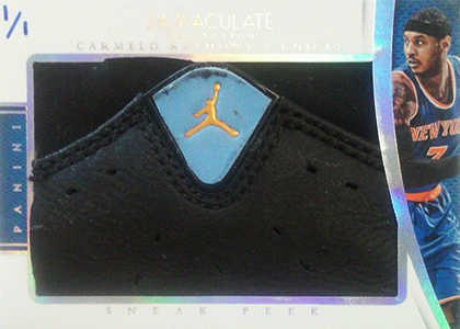 2014-15 Panini Immaculate Basketball Sneak Peek Gallery and Price Tracker 7