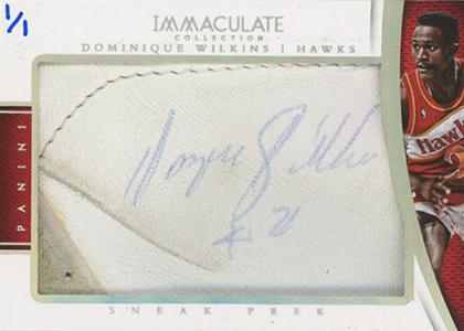 2014-15 Panini Immaculate Basketball Sneak Peek Gallery and Price Tracker 8