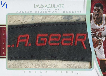 2014-15 Panini Immaculate Basketball Sneak Peek Gallery and Price Tracker 15