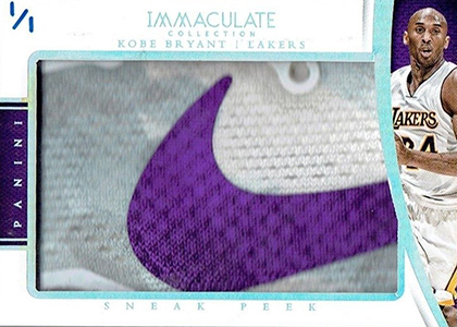 2014-15 Panini Immaculate Basketball Sneak Peek Gallery and Price Tracker 21