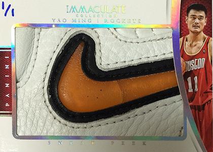 2014-15 Panini Immaculate Basketball Sneak Peek Gallery and Price Tracker 45