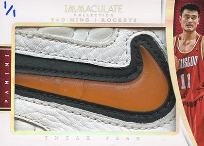 2014-15 Panini Immaculate Basketball Sneak Peek Gallery and Price Tracker 46