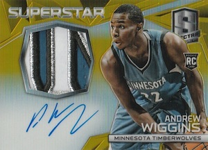 2014-15 Panini Spectra Basketball Cards 30