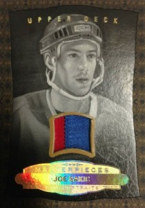 2014-15 Upper Deck Masterpieces Hockey Cards 29
