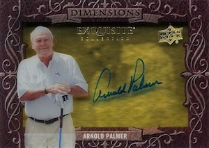 Top Arnold Palmer Golf Cards 15