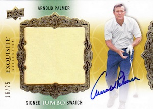 Top Arnold Palmer Golf Cards 16
