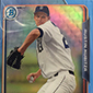 2015 Bowman Baseball Gets Twitter-Exclusive Refractors and Autographs