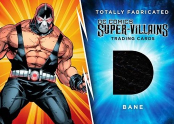 2015 Cryptozoic DC Comics Super-Villains Trading Cards - Product Review Added 32