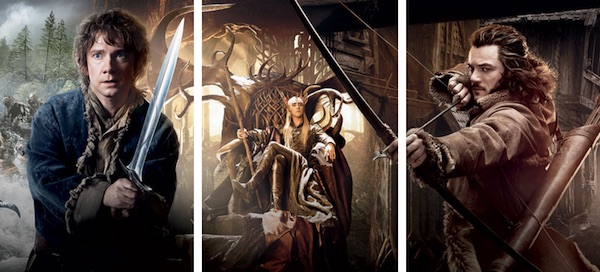 2015 Cryptozoic The Hobbit: The Desolation of Smaug Trading Cards - Review Added 24