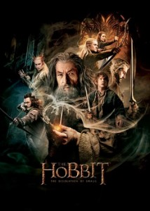 2015 Cryptozoic The Hobbit The Desolation of Smaug Lenticular Posters