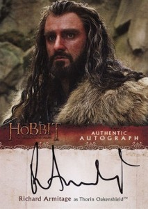 2015 Cryptozoic The Hobbit: The Desolation of Smaug Trading Cards - Review Added 22