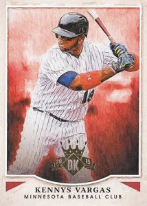 2015 Panini Diamond Kings Variations Guide 25