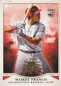 2015 Panini Diamond Kings Variations Guide 27