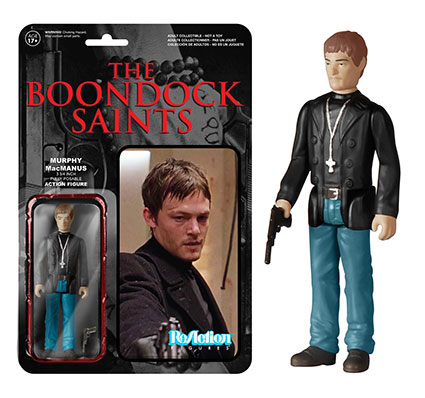 2015 Funko Boondock Saints ReAction Figures Murphy MacManus