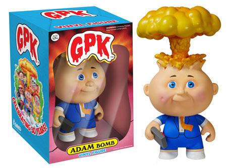 2015 Funko Garbage Pail Kids Adam Bomb 10-Inch Vinyl Figure