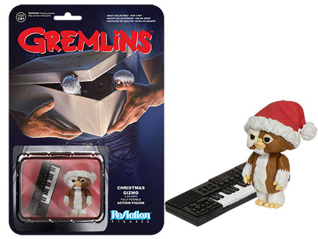 2015 Funko Gremlins ReAction Christmas Gizmo