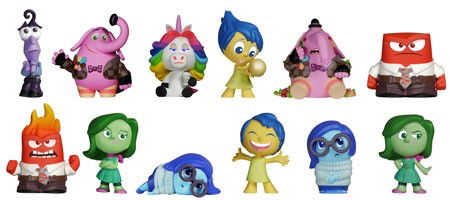 2015 Funko Inside Out Mystery Minis 2