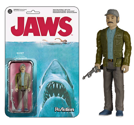 2015 Funko Jaws ReAction Quint