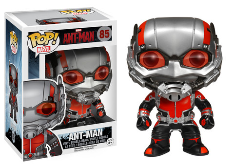 2015 Funko Pop Marvel Ant-Man Vinyl Figures 2
