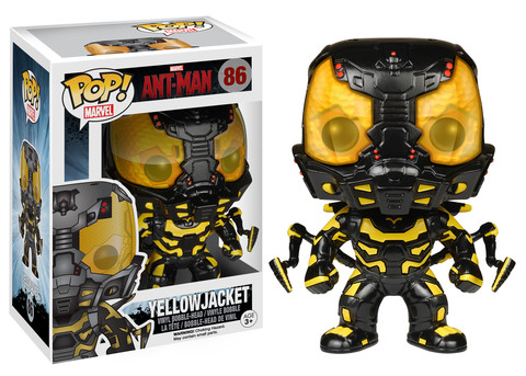 2015 Funko Pop Marvel Ant-Man Vinyl Figures 4