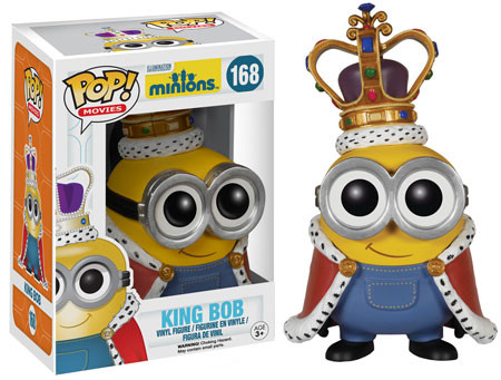 Ultimate Funko Pop Minions Figures Gallery and Checklist 8