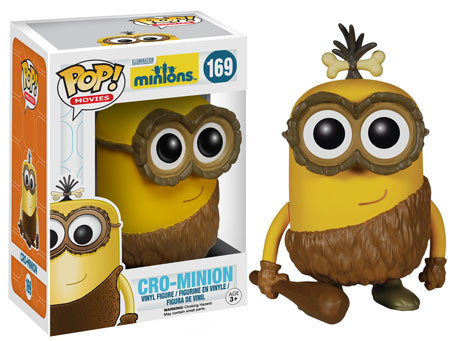Ultimate Funko Pop Minions Figures Gallery and Checklist 10