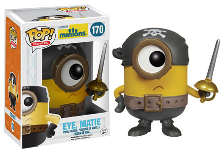 Ultimate Funko Pop Minions Figures Gallery and Checklist 12