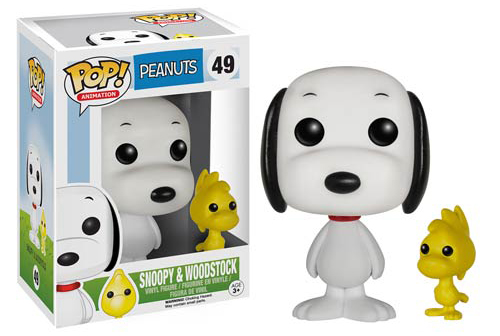 Funko Pop Peanuts Vinyl Figures Checklist and Gallery 23