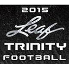 2015 Leaf Trinity Football Cards