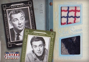 2015 Panini Americana Silver Screen Co-Stars Materials