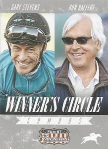 2015 Panini Americana Winner's Circle Combos