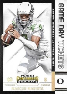 2015 Panini Contenders Draft Picks Football Cards 26