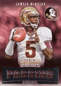 2015 Panini Contenders Draft Picks Football Cards 29