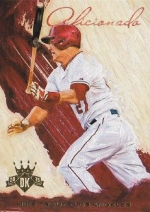 2015 Panini Diamond Kings Baseball Cards 26