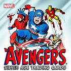 2015 Rittenhouse Avengers: Silver Age Trading Cards