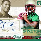 2015 Sage Autographed Football Cards