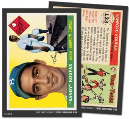 2015 Topps Cardboard Icons Baseball Cards 13