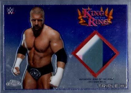 2015 Topps Chrome WWE Wrestling Cards 24